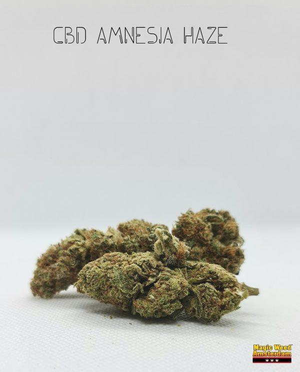 CBD flower Amnesia Premium