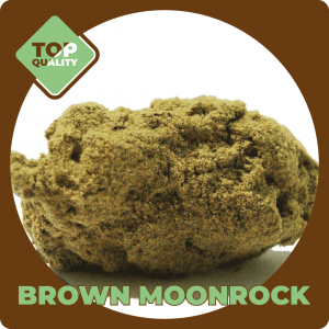 picture magic weed moonrock brown