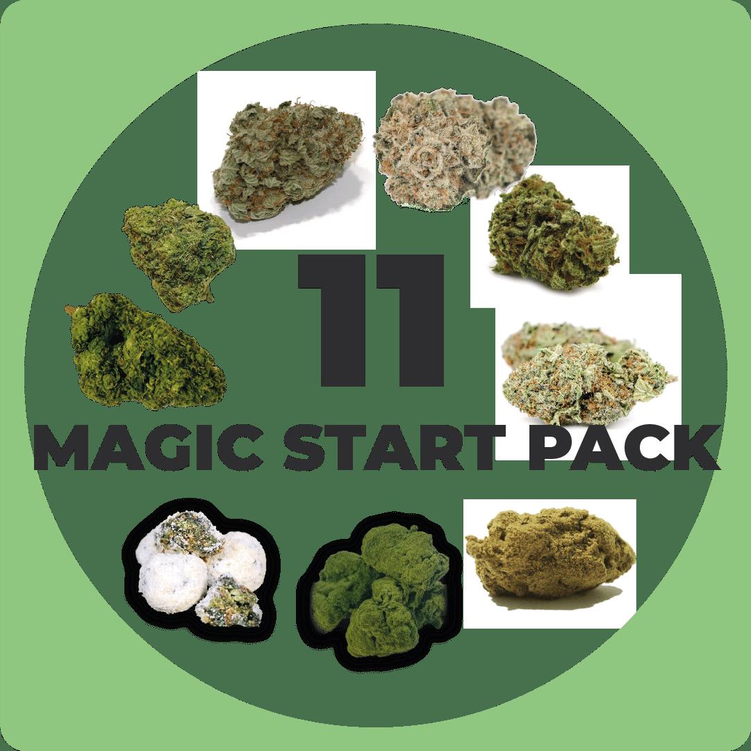 magic start pack 11