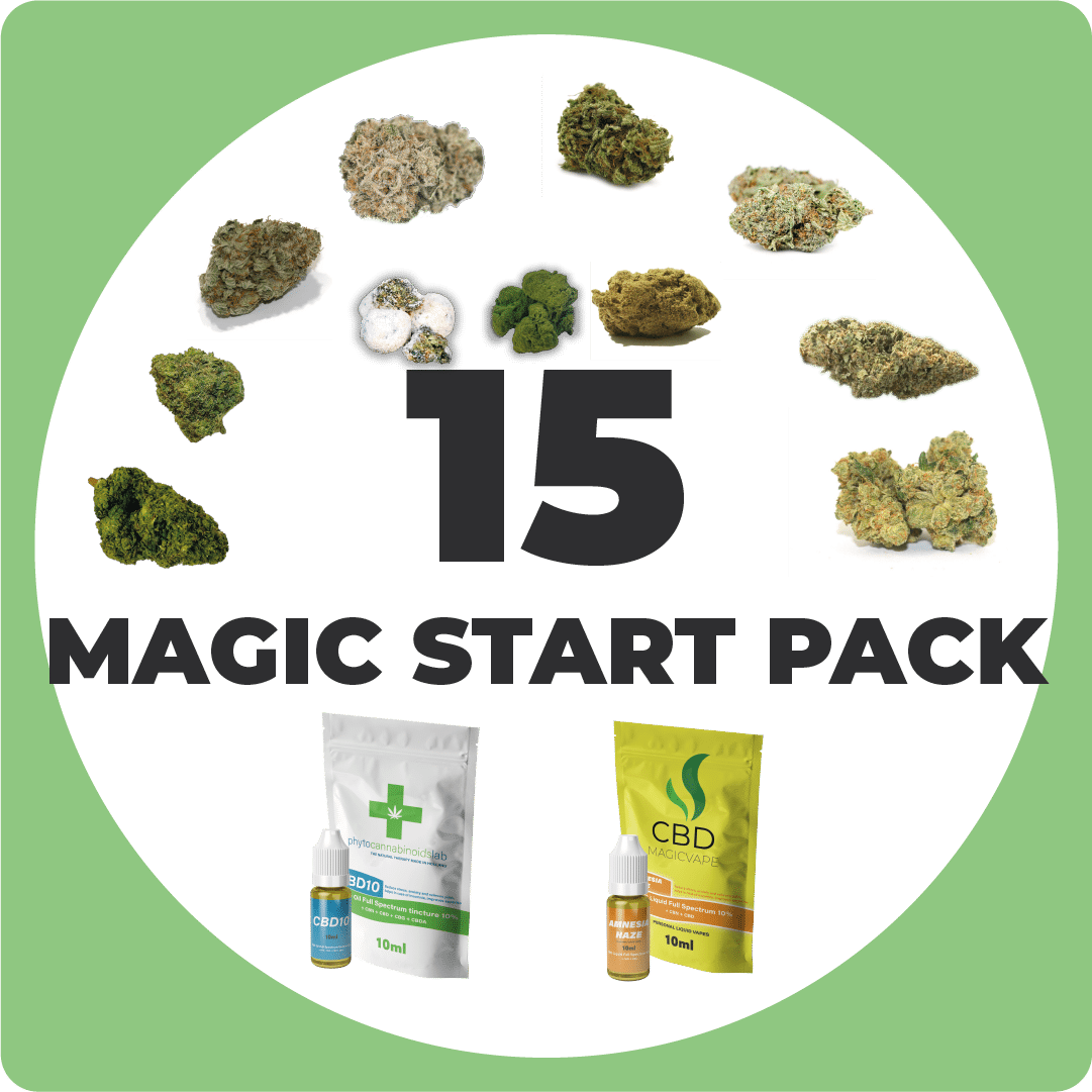 magic start pack 15