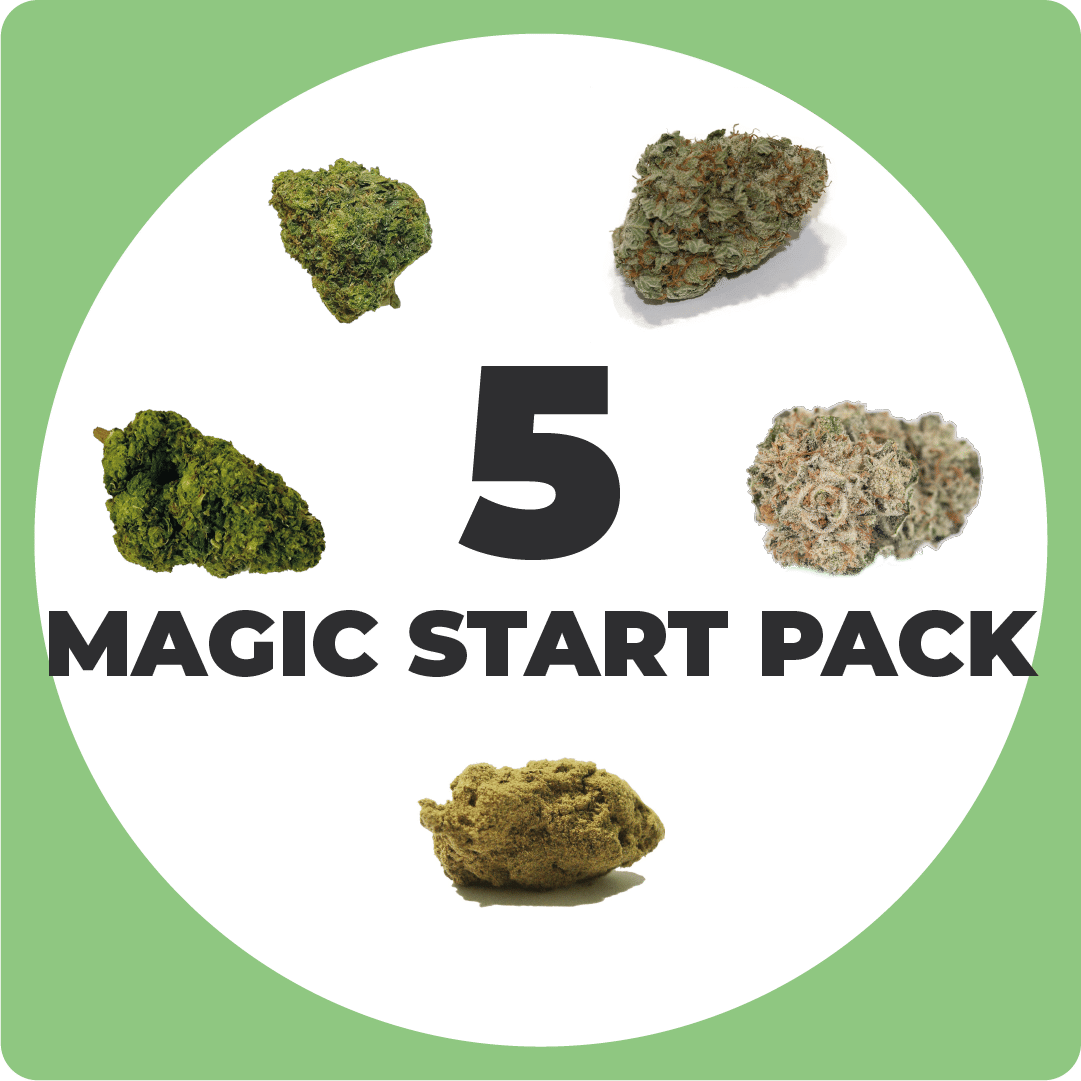 magic start pack 5
