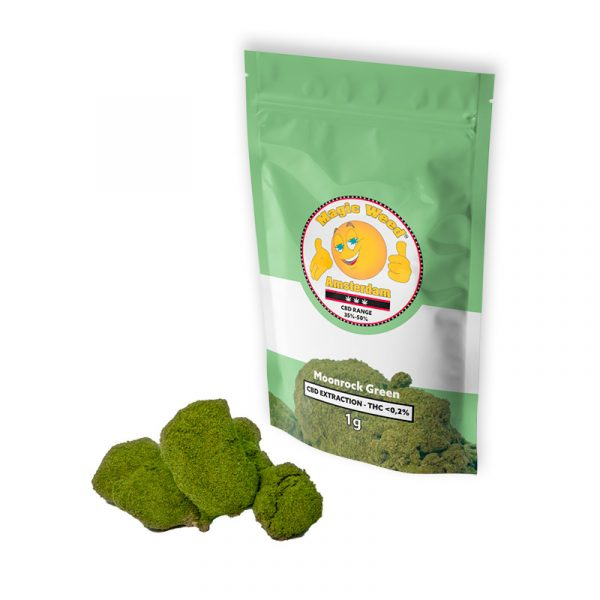 CBD green moonrock magic weed